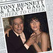 Tony Bennett Lady Gaga Cheek to Cheek