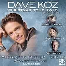 Dave Koz Christmas 2015B